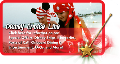 Disney Cruise Vacation Packages
