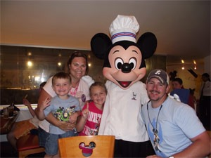 Disney family packages