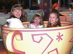 Cruise Line kids