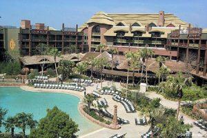 African Theme Resort at Disney