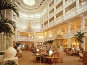 The Grand Floridian Resort and Spa Florida