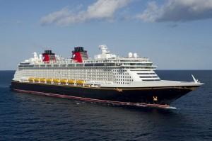 Disney Fantasy Cruising
