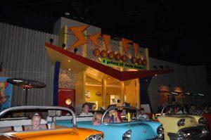 Dining at Disney