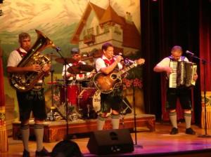 German entertainment musicians Disney