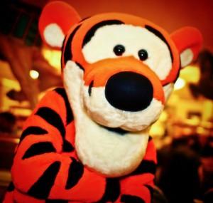 character dining at Disney
