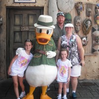 Michelle Bradford – GA Disney Travel Agent