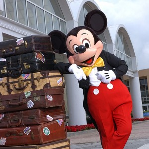 Packing for Disney Vacation