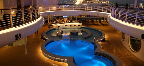 cruise activities designed for adults