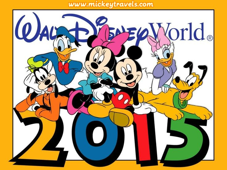 Disney vacation packages for 2015