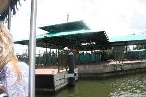 Magic Kingdom dock