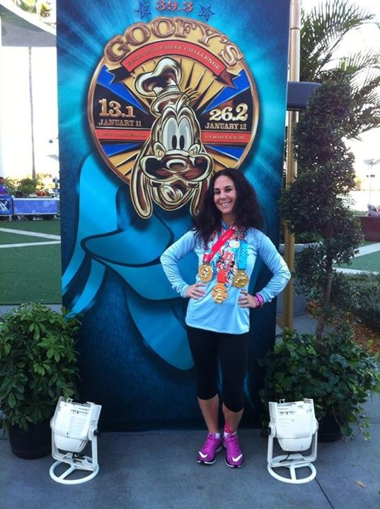 Disney's Health and Fitness Expo