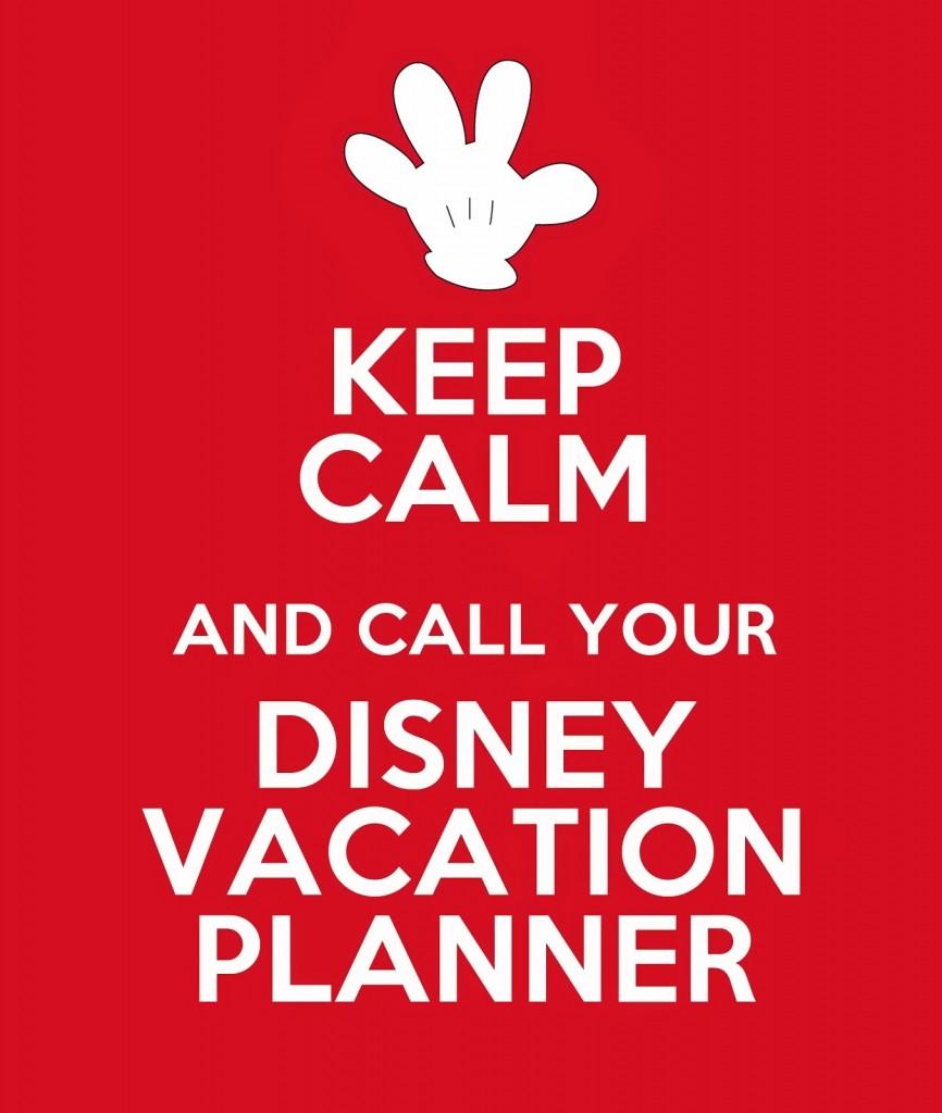 Disney trip details