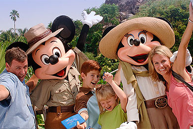 MickeyTravels Agent Virtual Meet & Greet