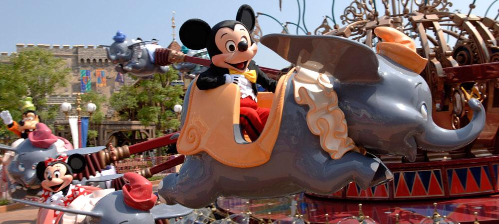Top 10 must-dos at Disney World