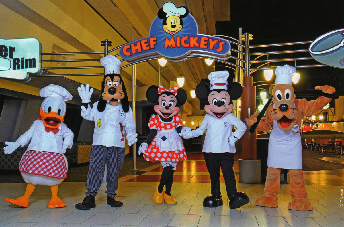 Chef Mickeys Restaurant