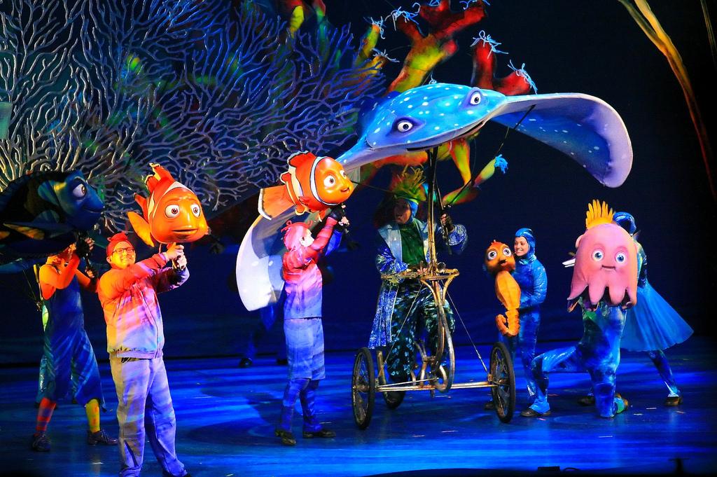 Disney attractions