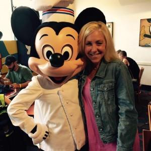 Elyssa Antonelle - the best authorized Disney vacation planner in New Jersey.