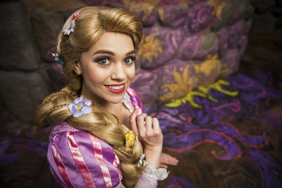 Rapunzel at Walt Disney World