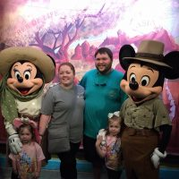 Dana Buckley – AL Disney Travel Agent