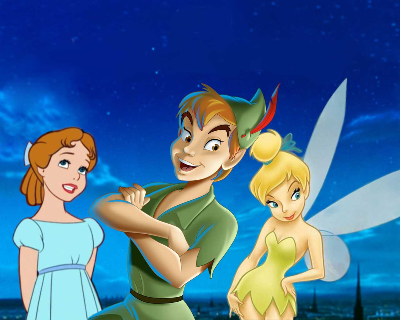 peter-pan_wendy_tinkerbell