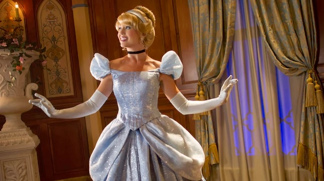 Cinderella can be found at Walt Disney World and meeting her will make all your dreams come true!