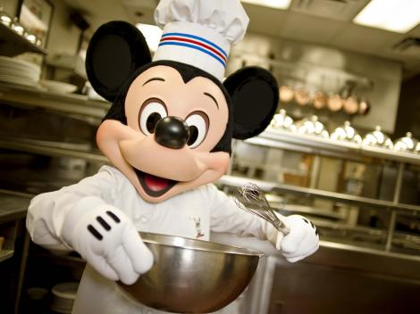 Chef Mickey's at Walt Disney World