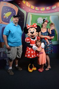 Amber Seeds Disney Travel Agent