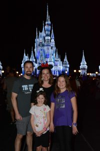 Carrie Fussell South Carolina Disney Travel Agent
