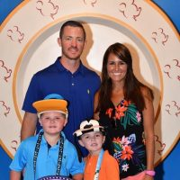 Stephanie Harris  – Kentucky Disney Travel Agent