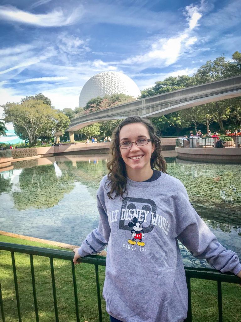 Katy Evans Disney Travel